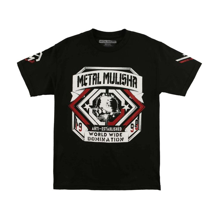 Metal Mulisha Men's Armbar T-shirt