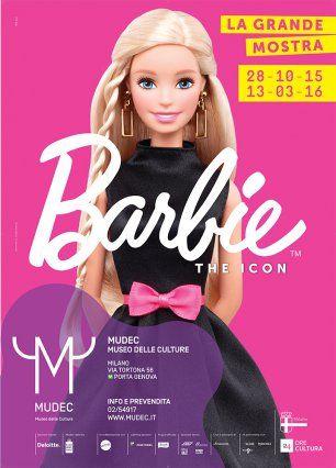 Milano, al Mudec la grande mostra sulla Barbie