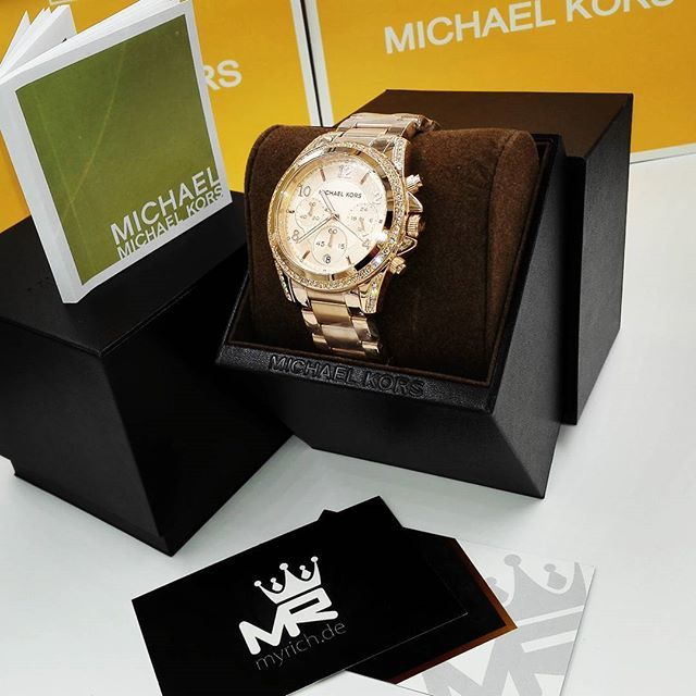 Michael Kors MK5263 | @MyRich.de #MichaelKors #michaelkorswatch #mk #logo #original #official #watch #style #uhr #trend #life #new #chronograph #lifestyle #brand #market #luxus #juwelry #luxury #lady #fashion #time #timezone #special #rosé #rosegold #marketing #accessories #crystal
