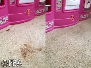 The BEST Carpet Cleaning Trick