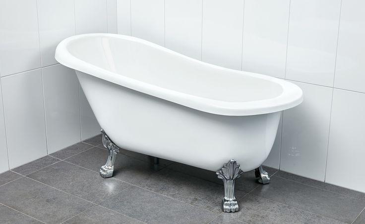 59400 Svedbergs  Svedbergs Classic frittstående badekar 1560x780/620 mm, Akryl