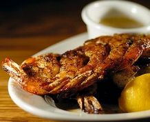 I crave this all the time, can't wait to try to make it myself! Outback Steakhouse Grilled Shrimp on the Barbie