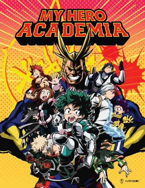 BackAbout My Hero Academia Season 1 Limited Edition Blu-ray/DVD My Hero Academia Season 1 contains episodes 1-13.From studio BONES, the creators of Fullmetal Alchemist and Soul Eater, comes My Hero Academia, a superhero origin story that soars to the top of the class.It's an exciting age of heroes, where most people develop supernatural abilities known as Quirks. Bright-eyed kids like Izuku Midoriya—Deku for short—dream of the day they become champions of the people. There's just one little…