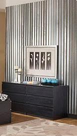 How cool would a Corrugated Metal wall be?