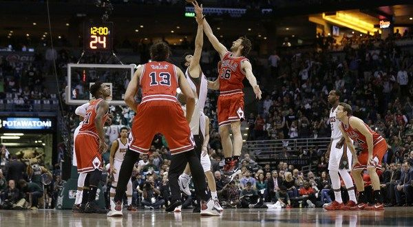 Bulls de Chicago eliminan a Bucks y ahora se medirán a Cleveland