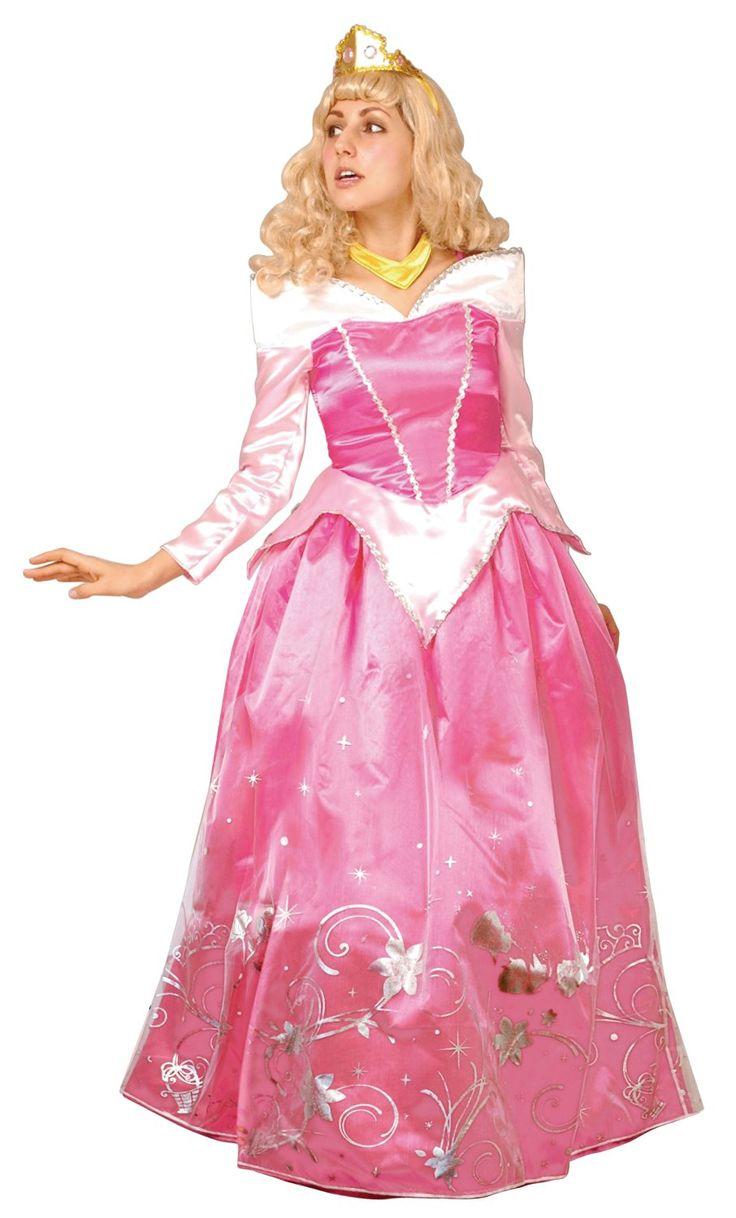 Amazon | ディズニー 眠れる森の美女 オーロラ コスチューム レディース 155cm-165cm 95083 | コスプレ・仮装 通販