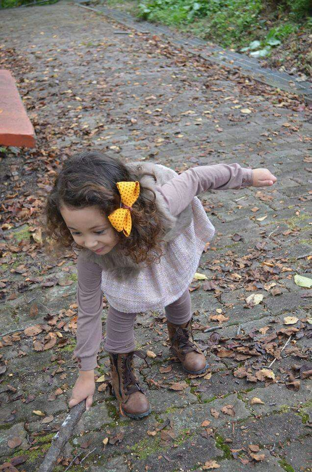 Kids fall attire