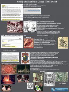 hillary clinton satanic satanism emails moloch