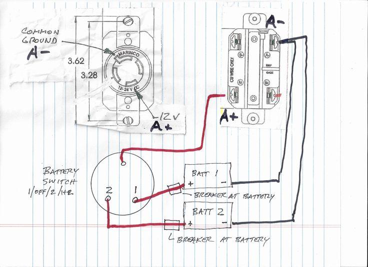 Minn Kota Battery Charger Wiring, 24 Volt Trolling Motor Wiring Diagram