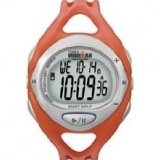 Timex Unisex T5K057 Orange Ironman Sleek iControl Resin Strap Watch (Watch)By Timex