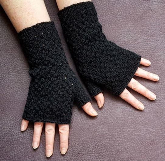 103 best images about How to Knit Mittens & Fingerless ...