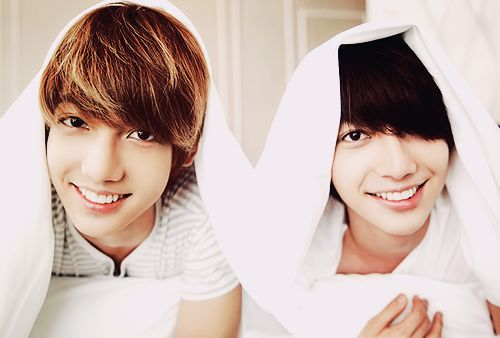 "I'm Really"" Like him. Jo twins Oppa, Saranghae!! :*"
