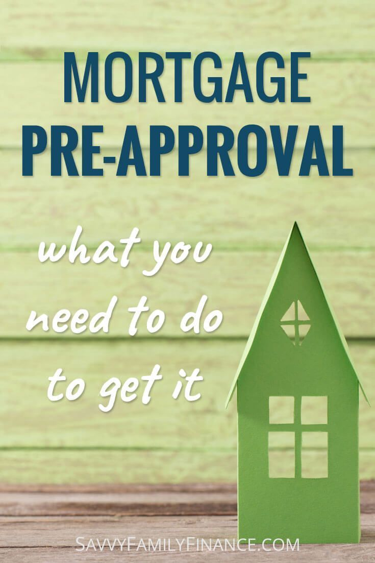 Getting A Mortgage Preapproval Is One Of The Most Important Steps When Buying A House Learn Wh Preapproved Mortgage Paying Off Mortgage Faster Mortgage Payoff