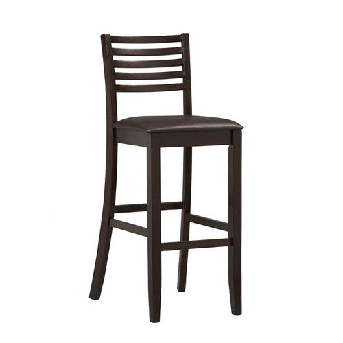 "Found it at Wayfair - Triena 30"" Bar Stool with Cushion $75 -minus discount"