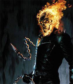 Ghost | First Teaser Poster For Ghost Rider: Spirit of Vengeance; Trailer Will ...
