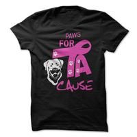 Limited - Rottweiler Paws For A Cause