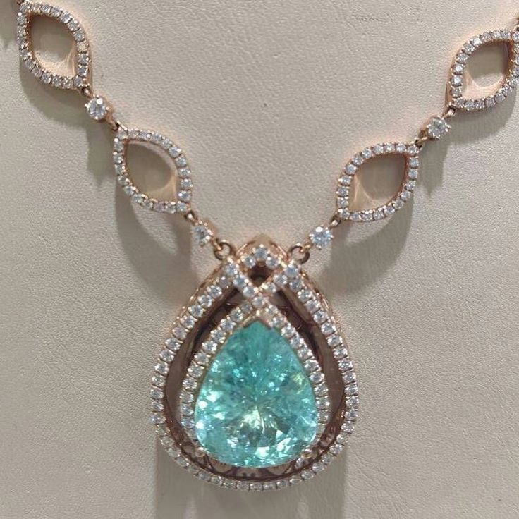1014 Best Paraiba Tourmaline Images On Pinterest Diamond