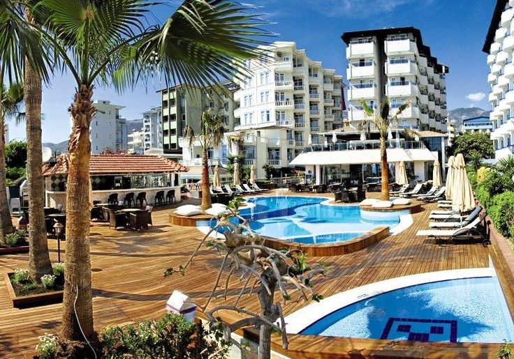Hotel Savk in Alanya - Hotels in Türkei