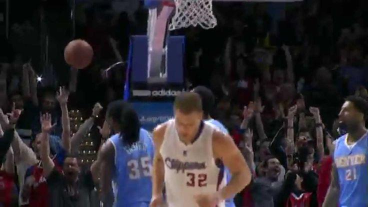 Top 10 NBA Plays: January 26th