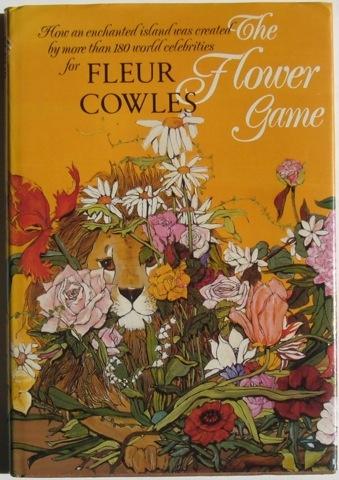 The Flower Game by Fleur CowlesAmazon Com, Worth Reading, Flower Games, Book Worth, Reading Se, Illustration, Fleur Flair, 9780688020552, Fleur Cowls