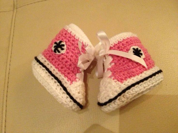 Baby converse