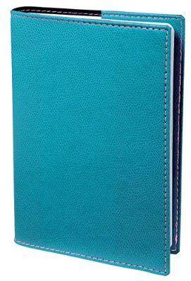 Quo Vadis - Club - Universitaire - Agenda Scolaire Semainier 10x15 cm Bleu - Année 2016-2017