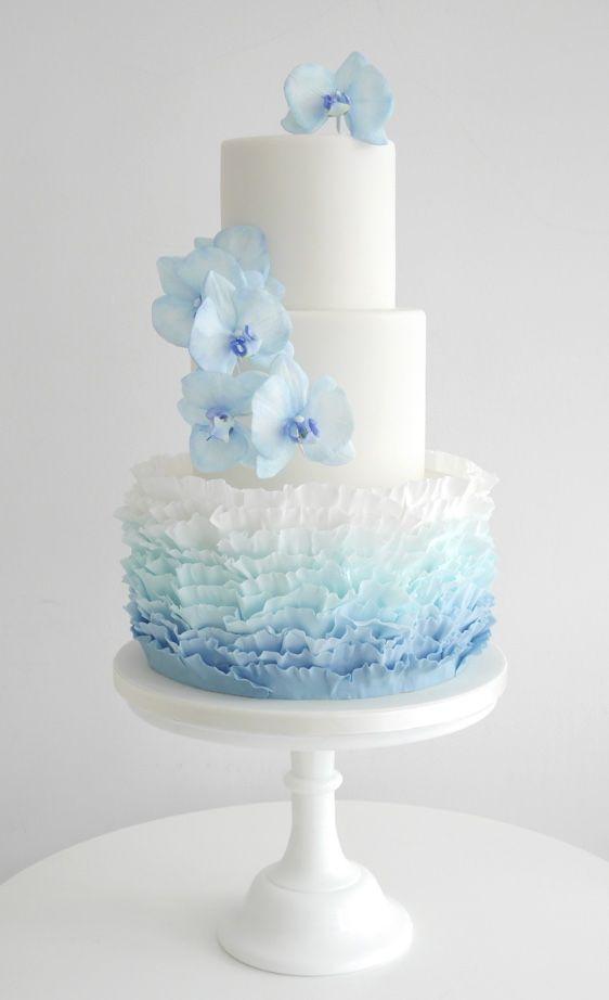 Empfohlene Hochzeitstorte: Zoë Clark Cakes; www.zoeclarkcakes …; Hochzeitstorte Idee …   – Wedding Cakes