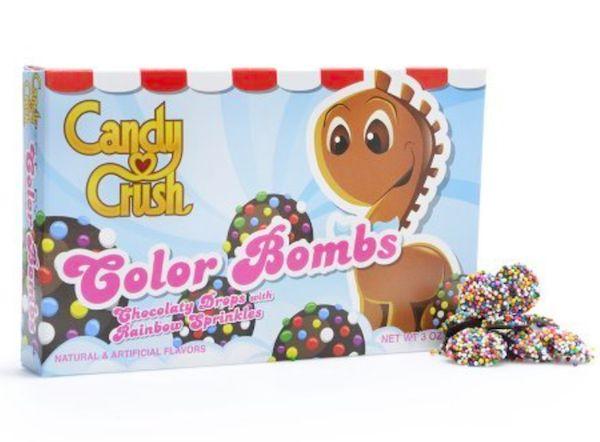 Candy Crush lance sa propre marque de bonbonsIl Etait Une Pub Le blog d actualite publicitaire