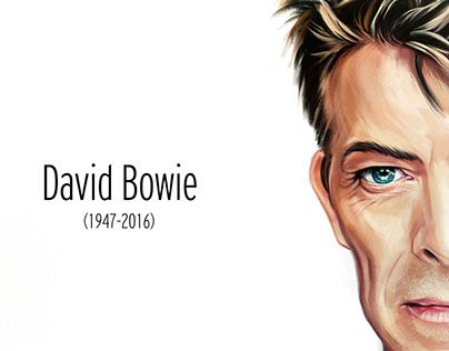 "Check out new work on my @Behance portfolio: ""David Bowie"" http://be.net/gallery/33023541/David-Bowie"