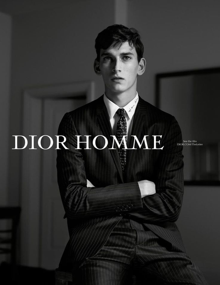 Dior Homme Spring-Summer 2015 (Campaign)