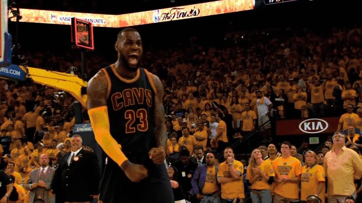 'Dragon Ball Z' GIFs of LeBron James and Steph Curry for the NBA Finals - https://magazine.dashburst.com/pic/dragon-ball-z-nba-finals-gifs/