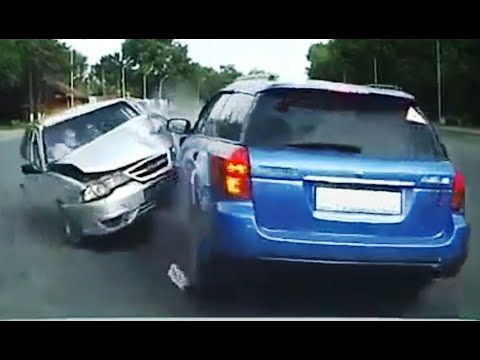 Car Accidents Compilation August 2015 - Road Traffic Fail Videos