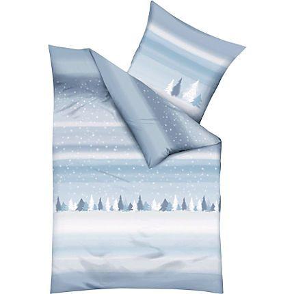 Kaeppel Feinbiber Bettwäsche Let it snow | Erwin Müller