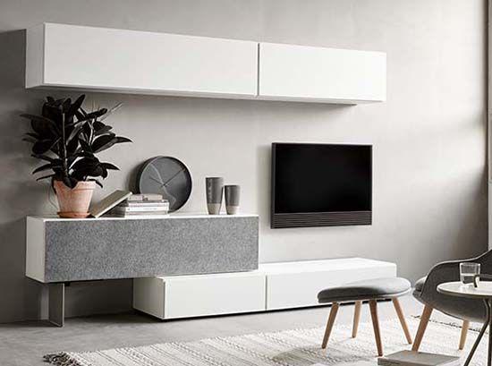 Lugano floating designer TV unit