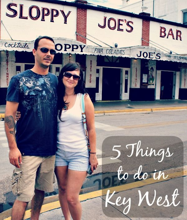 5 Things to Do in Key West - The Rebel Chick