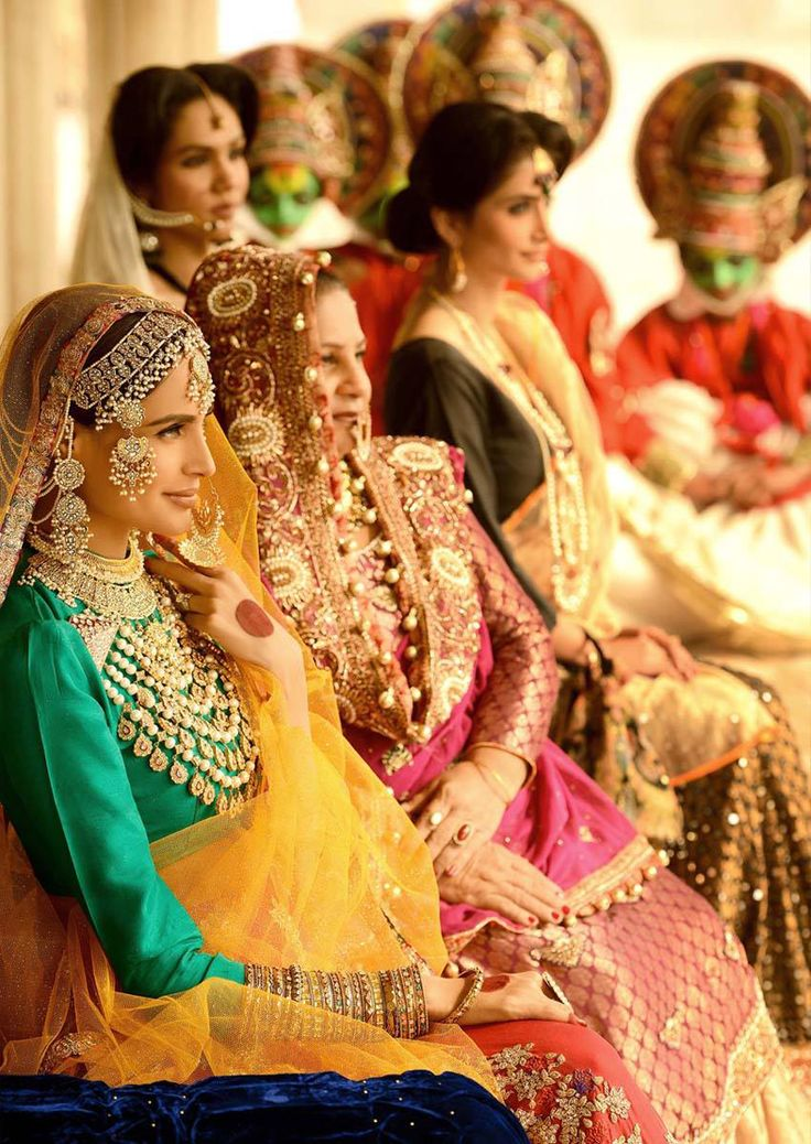 Libas Magazine   Pakistani Designer Ali Xeeshan   Photo: Ali Shahzad