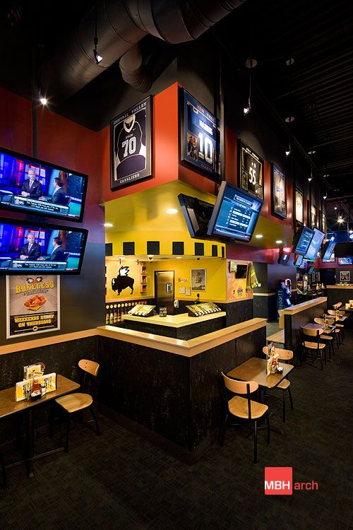 Best buffalo wild wings display images on pinterest