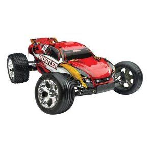 Free RC Cars and Trucks   Traxxas Rustler   RC Cars and Trucks