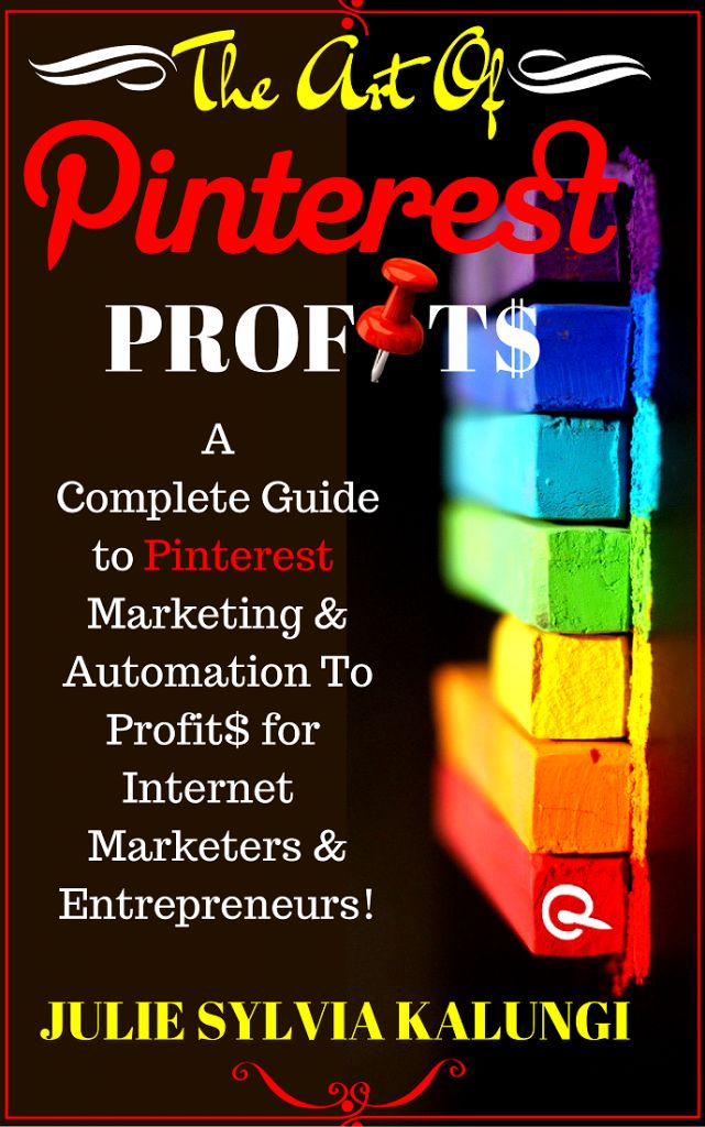 The Art of Pinterest Profits one Month Anniversary Celebration - Blog Party