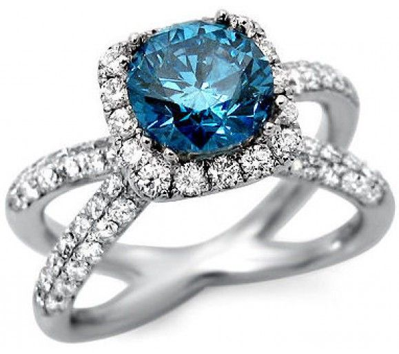 1000 ideas about blue diamond rings on pinterest blue. Black Bedroom Furniture Sets. Home Design Ideas