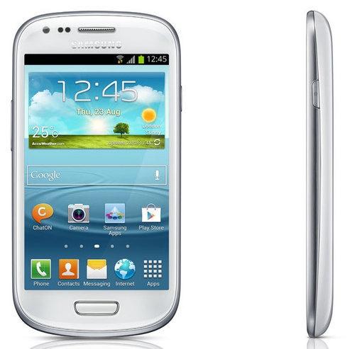 #Android 4.1.2 empieza a llegar a los Samsung Galaxy S3 Mini