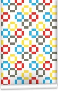 Colour Rings - splashback ideas