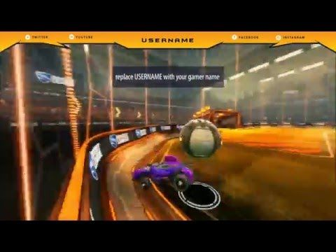 Twitch / hitbox Overlay Template - Cut Throat Showcase
