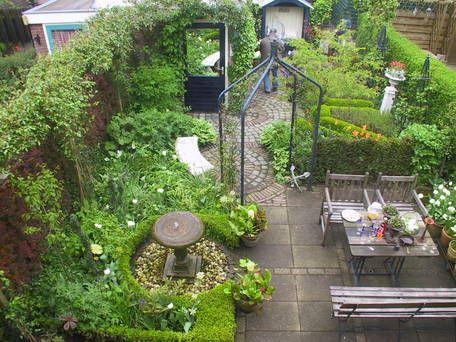 Haverum: Små haver med hygge og romantik