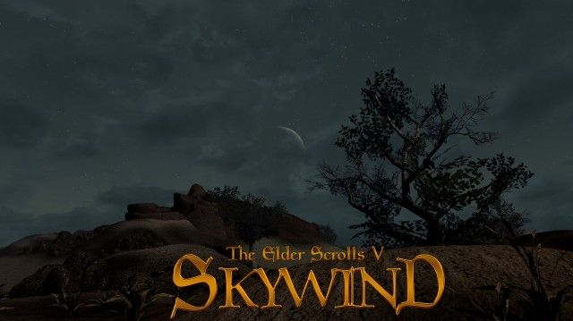 Remember Morroblivion? Now Skywind! Morrowind done with Skyrim Engine.