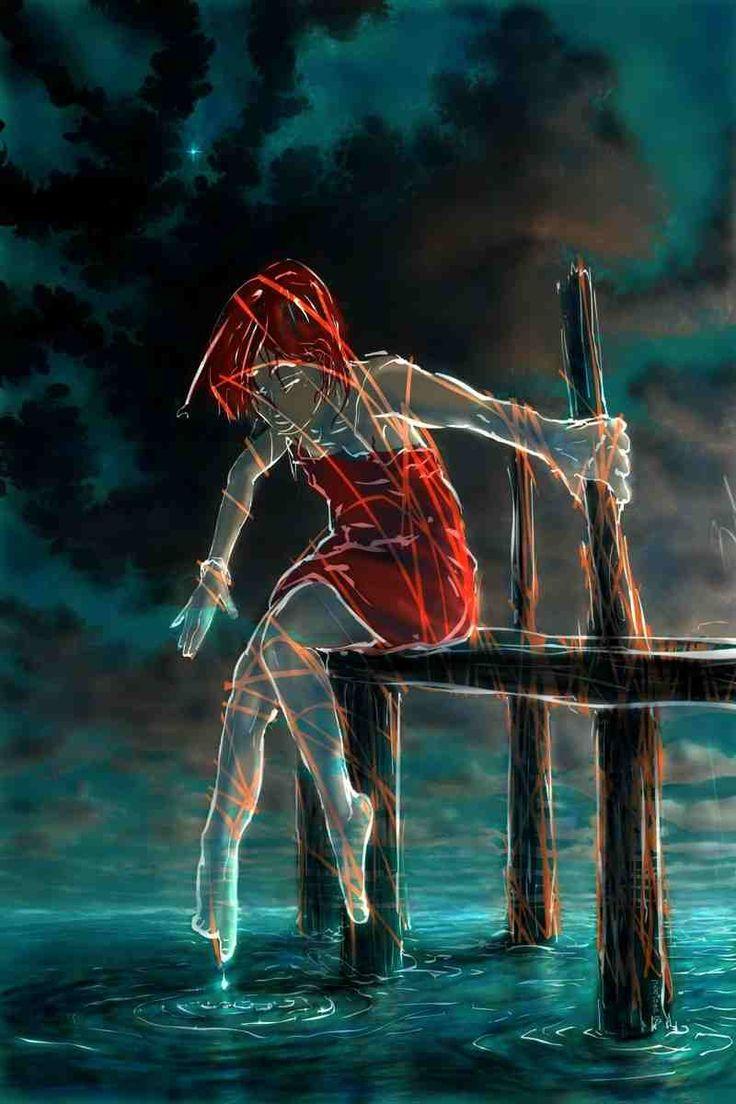 Deniz Kizi..   Manzara Resimleri   Colors   Pinterest   Avatar