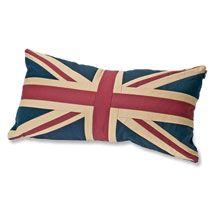 Kissen Union Jack        bestellen - THE BRITISH SHOP - typisch englisches Produkt 'very british'