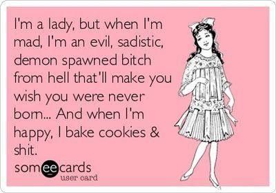 Hahaha ... Right ...
