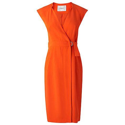 Buy L.K. Bennett Trista Wrap Dress Online at johnlewis.com