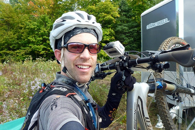 Three Days of Mountain Bike Nirvana - Race report from the 3-day Crank the Shield staged mountain bike race.